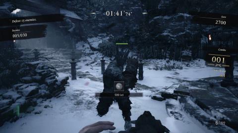 Resident Evil Village : Capcom dévoile le mode The Mercenaries