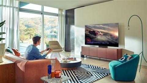 300€ remboursés sur la TV Samsung 100Hz Néo QLED modèle 2021 avec HDMI 2.1 !
