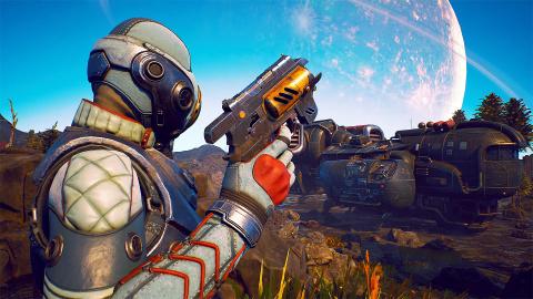 PlayStation Store : Direction l'avenir avec notre sélection de jeux futuristes en promo !