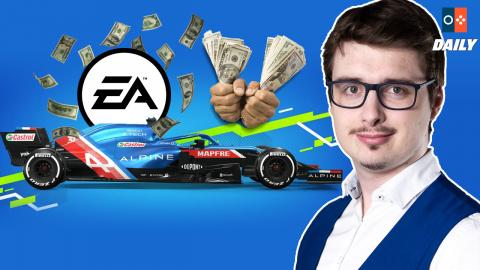 F1 2021 : déjà une polémique avec EA...
