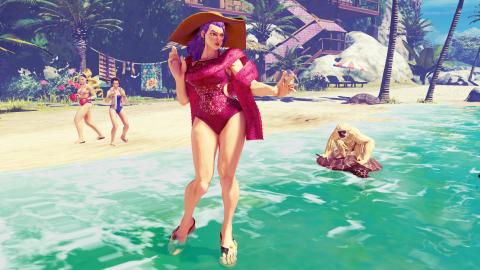 Street Fighter V : Rose arrive avec la nouvelle mise à jour