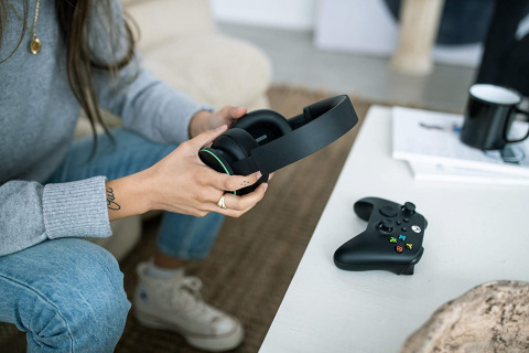 Nouveau Casque gamer sans fil Xbox vendu à prix plus abordable