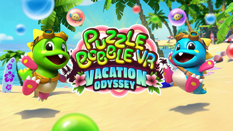 Puzzle Bobble VR : Vacation Odyssey sur PC