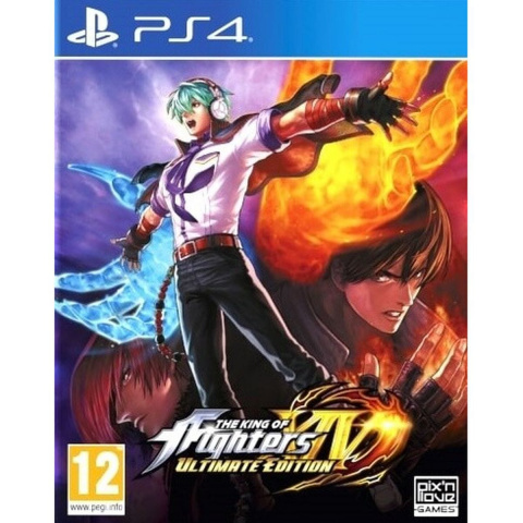 La version Ultimate Edition de King of Fighters XIV est disponible en précommande et en promo à -18%