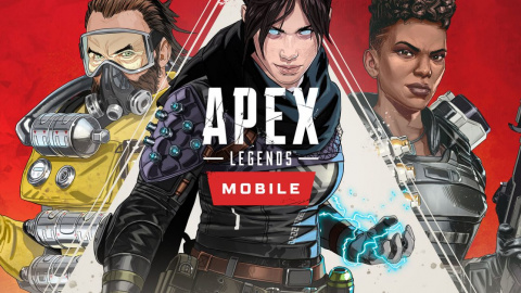 Apex Legends Mobile sur iOS