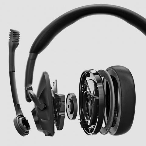 EPOS dévoile le H3 Gaming, un casque filaire haut de gamme et abordable