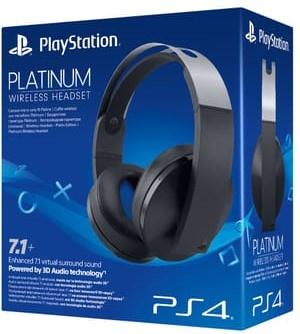 Casque gamer Sony Platinium PS4/PS5 : Une bonne alternative au PlayStation Pulse
