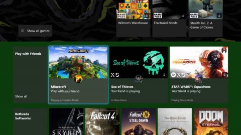Xbox : une mise à jour qui optimise les téléchargements déployée