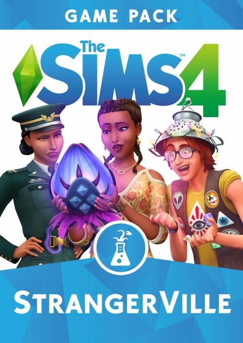 Les Sims 4 : StrangerVille