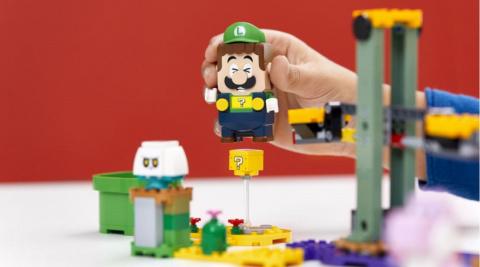 Lego Mario : Luigi rejoint officiellement l'aventure