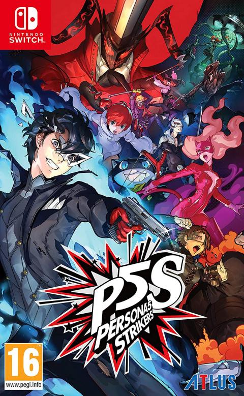 Persona 5 Strikers en promo : sur Nintendo Switch et PS4, le titre est affiché à moins de 35€