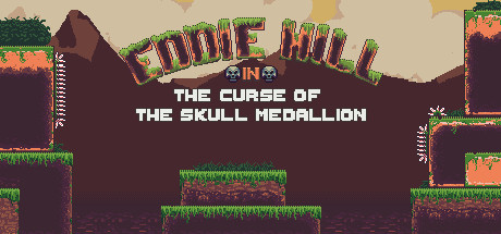 Eddie Hill in the Curse of the Skull Medallion sur PC
