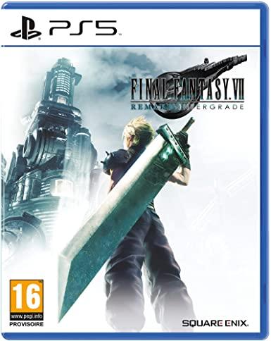 FF7 Intergrade : offre spéciale avec la précommande du jeu PS5