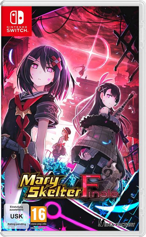 Précommandez Mary Skelter Finale Day One Edition Switch au meilleur prix