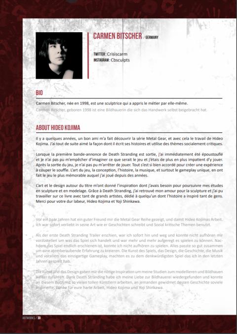 A Hideo Kojima Book est disponible gratuitement en version numérique