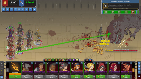 Idle Champions of the Forgotten Realms dévoile son gameplay