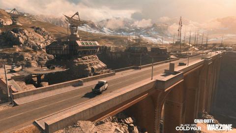 Call of Duty Warzone : Verdansk 84 éblouit les joueurs