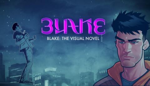 Blake : The Visual Novel sur PC