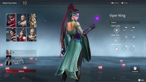 Naraka Bladepoint : Un Battle Royale nerveux et surprenant à la Tigre et Dragon