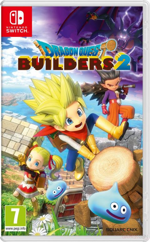 Dragon Quest Builders 2 sur Switch