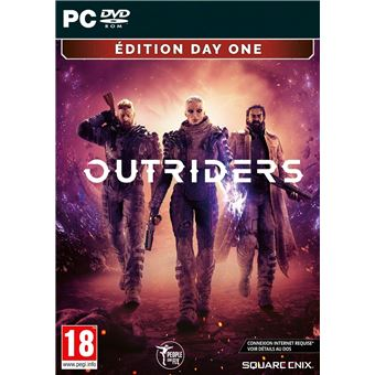 Outriders sur PC