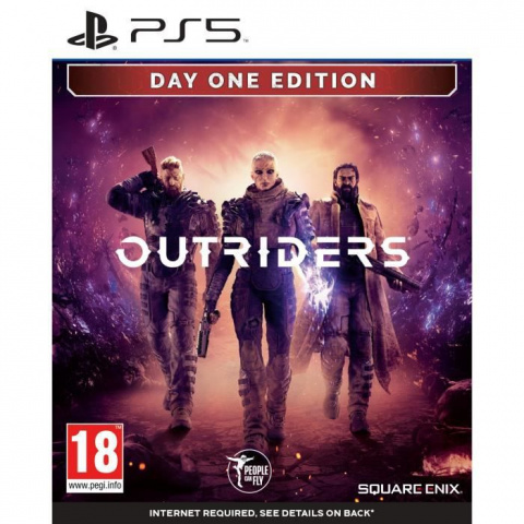 Outriders sur PS5