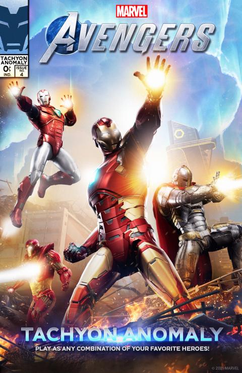 Marvel's Avengers : Sept mois après, où en est-il ? (Anomalie Tachyonique)