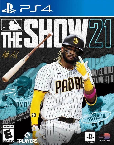 MLB The Show 21 sur PS4