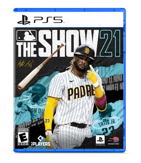 MLB The Show 21 sur PS5
