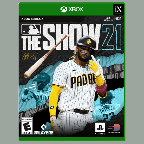 MLB The Show 21 sur Xbox Series