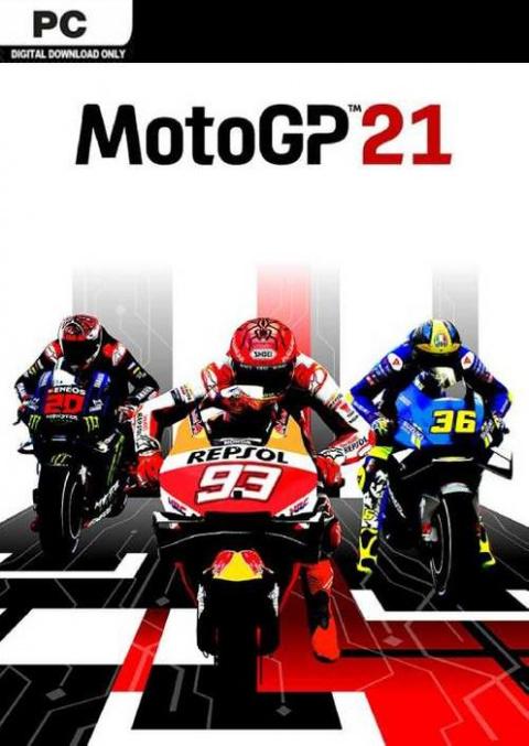 MotoGP 21 sur PC