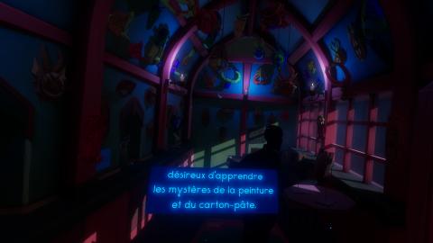 Maskmaker, l'un des plus beaux voyages en réalité virtuelle de l'année