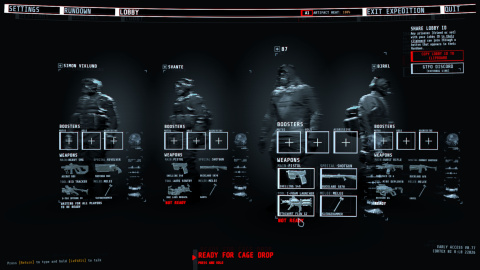 GTFO : Un nouveau Rundown solide pour le FPS coop horrifique