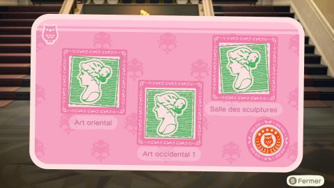 Animal Crossing New Horizons, Rallye Tampons du musée : fonctionnement et récompenses, notre guide