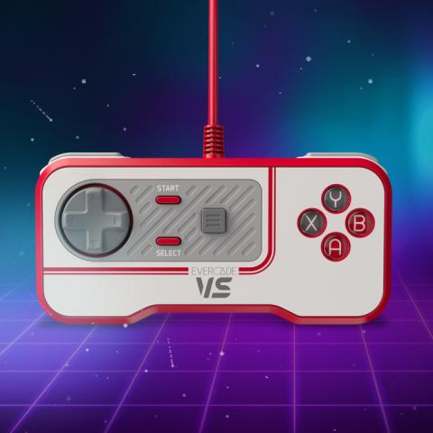 Evercade VS, une nouvelle console rétrogaming compatible avec 280 jeux, comme Pac-Man, Worms et Double Dragon