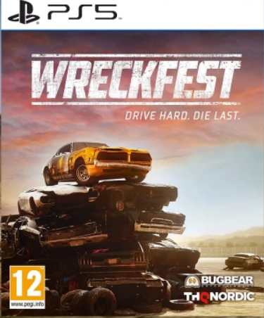 Wreckfest sur PS5