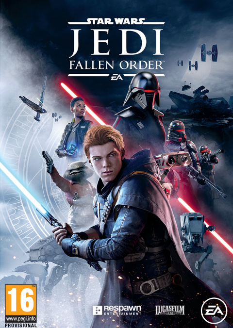 Star Wars Jedi : Fallen Order sur PS5