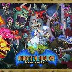 Ghosts 'n Goblins Resurrection sur PS4
