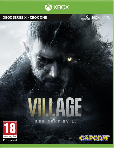 Resident Evil Village sur Xbox Series
