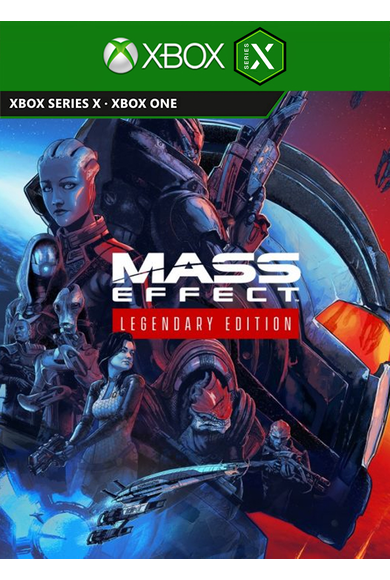 Mass Effect : Legendary Edition sur ONE