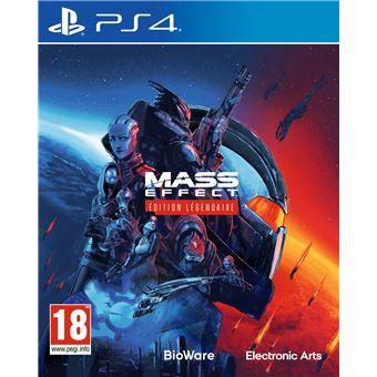 Mass Effect : Legendary Edition sur PS4