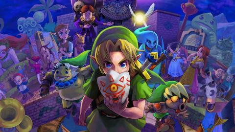 Zelda 35 ans : Ocarina of Time et Majora's Mask sur Switch ?