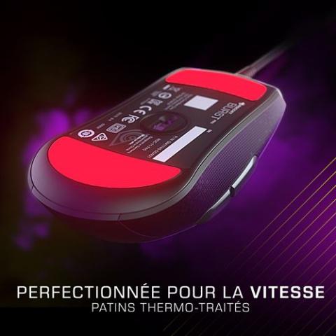 Promo de 25% sur la souris Roccat Burst Pro : la précision et la victoire
