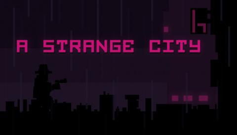 A Strange City sur PC