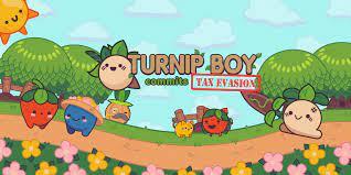 Turnip Boy Commits Tax Evasion sur PC