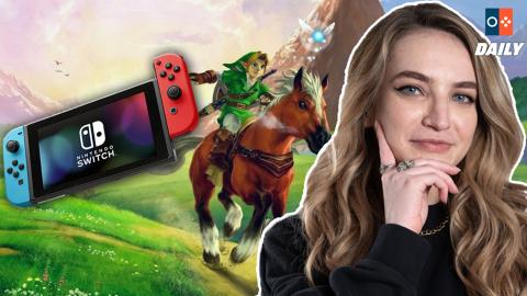 Deux jeux Zelda très appréciés bientôt sur Switch ?