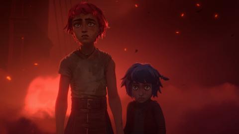 LoL x Netflix : Découvrez la nouvelle bande-annonce de la série animée Arcane !