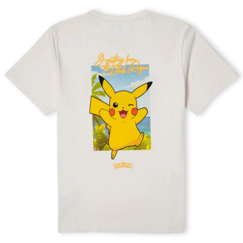 New Pokémon Snap : des collections de vêtements sauvages apparaissent !
