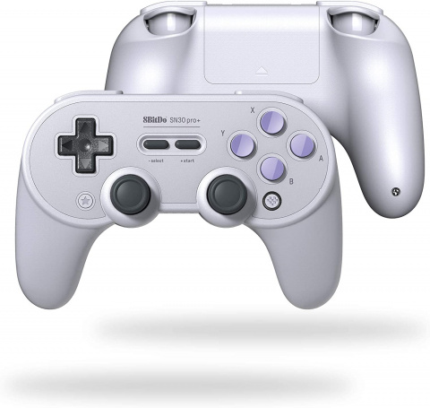 SN30 Pro+ : Une manette bluetooth 8BitDo pour Nintendo Switch