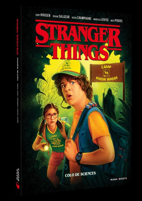 Stranger Things : Un nouveau comics en approche chez Mana Books